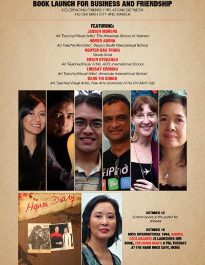 2012 Philippines-Vietnam Art Exhibition